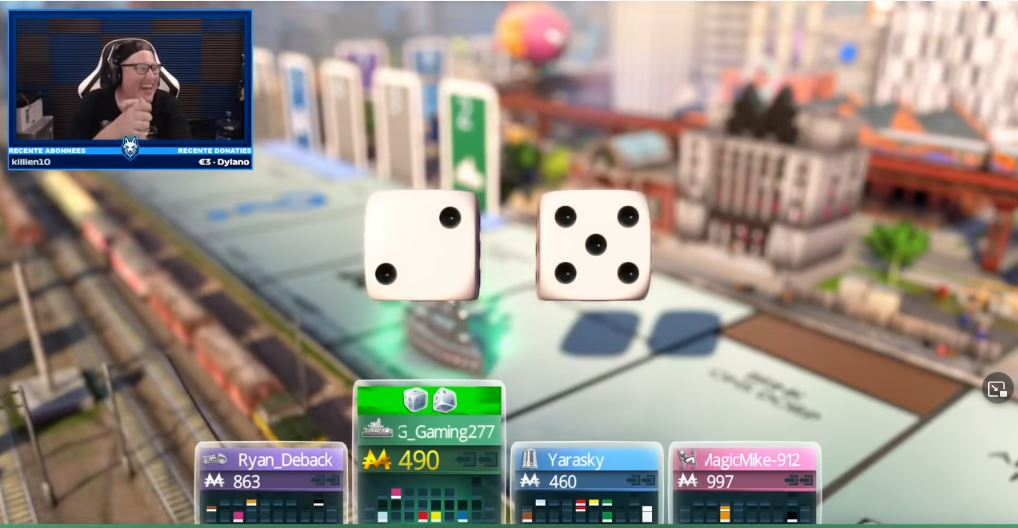 monopoly live game